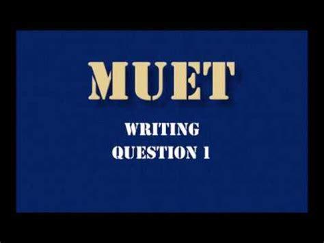 Angelas Blog: MUET Writing Task 2